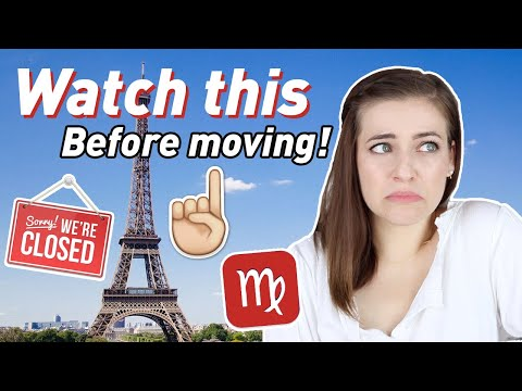 What I Wish I'd Known Before Moving to France!