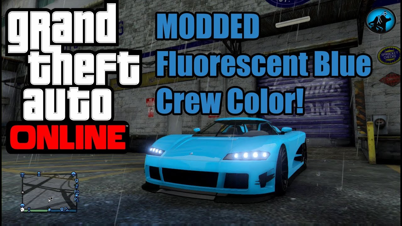 gta online how to create crew