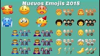 ¿Qué significan estos nuevos emojis? Descúbrelo