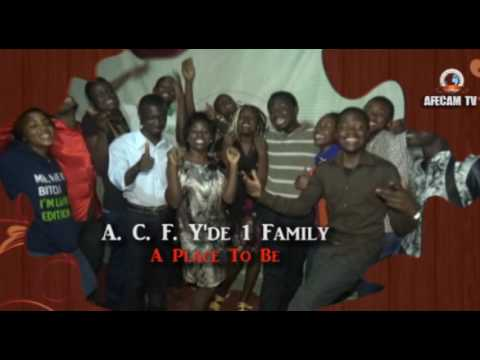 AFECAM - ACF Yaounde 1 project - End credits   ACF Yde1 Production