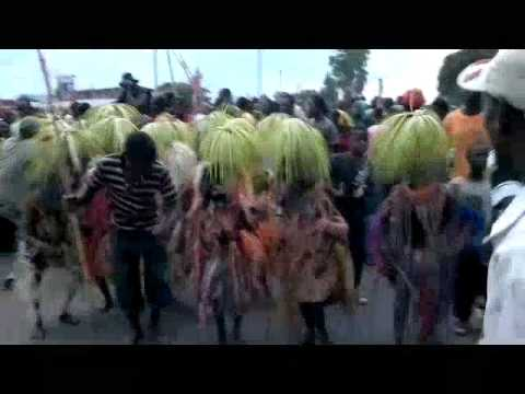 Tiriki cultural  dance (Kenya)