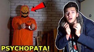 DYNIOGŁOWY  #1- Ten Psychopata Uciekł Z Więzienia!