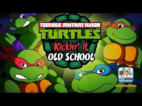 Teenage Mutant Ninja Turtles: Kickin