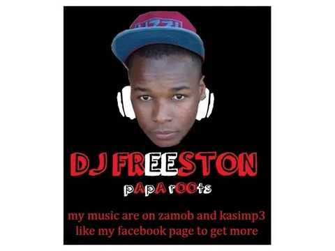 DJ Freeston Infinity Tjukutja Dance