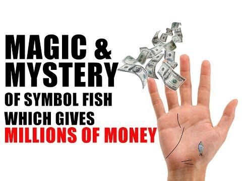 WEALTH SIGNS - FISH SYMBOL