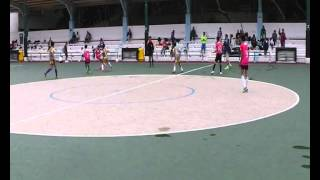 全港男子小學五人足球賽:海官 vs 杯澳