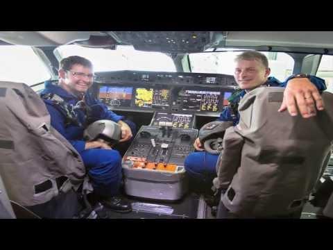 CSeries First Flight - Full Broadcast