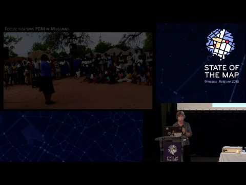 Ligtning talks: Mapping to end FGM: Crowd2Map Tanzania