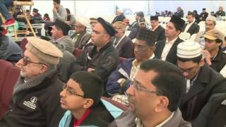Jalsa Salana West Coast USA 2016 - Poem & Translation - Riaz Zahid & Umar Momen