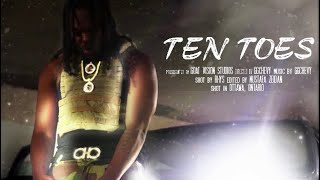 GG Chevy - Ten Toes | Shot By @GoatVision | (WSC Exclusive - Official Music Video)