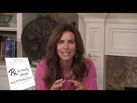 RX for Healthy Life Styles: Lauren E Miller 1 Min Stress Relief Tip
