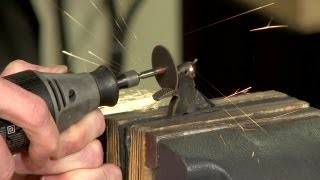 Gunsmithing - How to Remove the Hammer Spur on a Smith and Wesson (S&W) Revolver