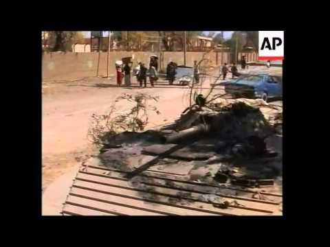 GWT: WRAP Looting, tension, burning buildings in capital