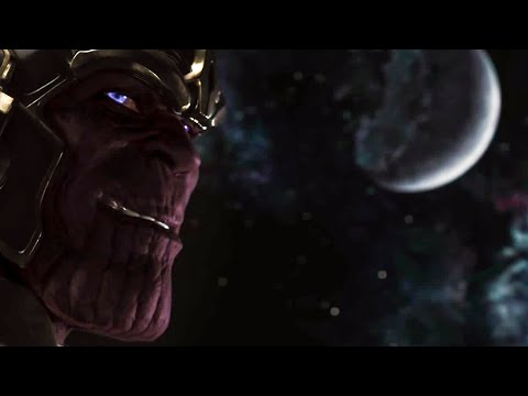 THE AVENGERS - Thanos Post-Credit Scene (2012) Movie Clip