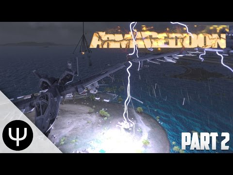 ARMA 3: ArmAGeddon Mod — Part 2 — Underwater City!