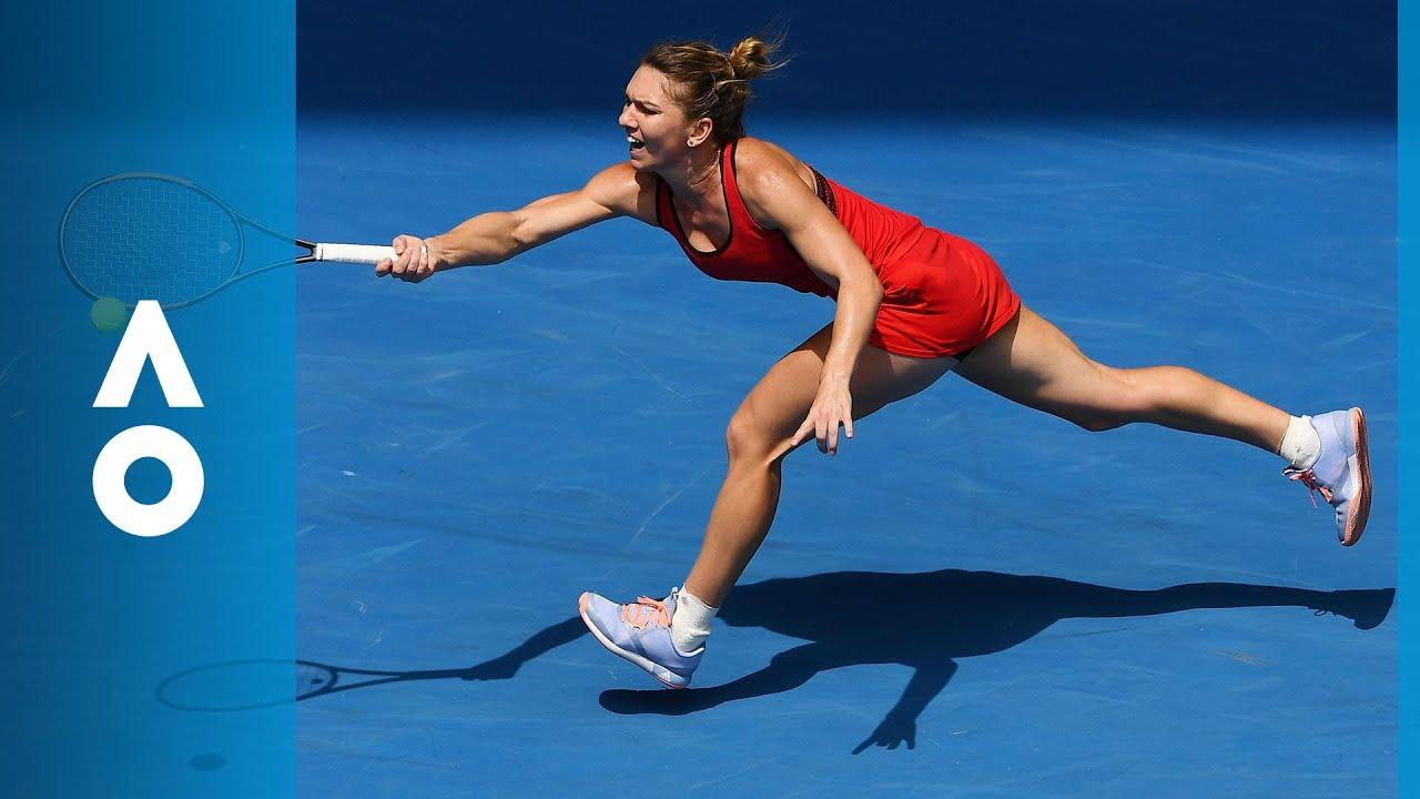 Australian Open: Simona Halep, Caroline Wozniacki set for final