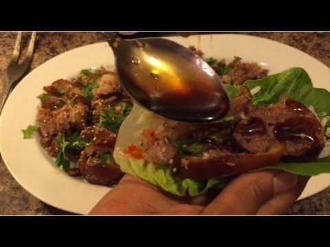 How to make Korean Jakbal (aka) Pig Feet