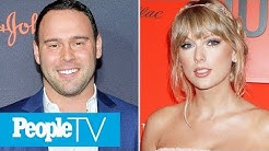 Scooter Braun Congratulates Taylor Swift On 'Brilliant' New Album Lover After Drama   PeopleTV