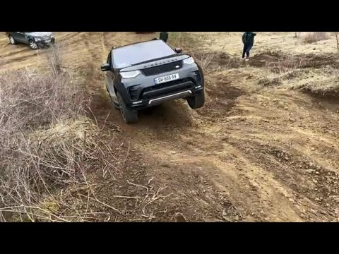 Range rover Vogue & Land rover discovery 5 test drive