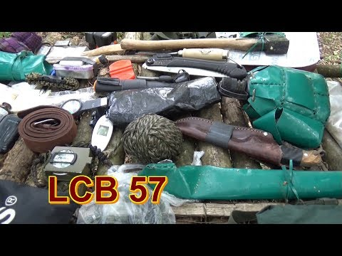 Low-cost Bushcraft Serie Teil 57