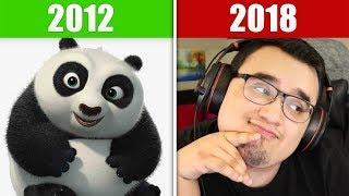 2012 vs 2018