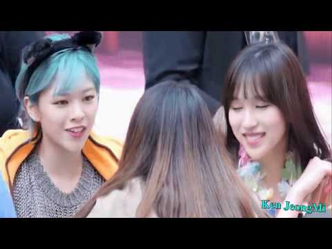 [FMV] Jeongyeon x Mina TWICE (JeongMi couple) - What Is Love Fansign !!!