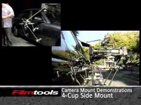 Filmtools Hot-Shoe Adapter w//6 Pin Kit