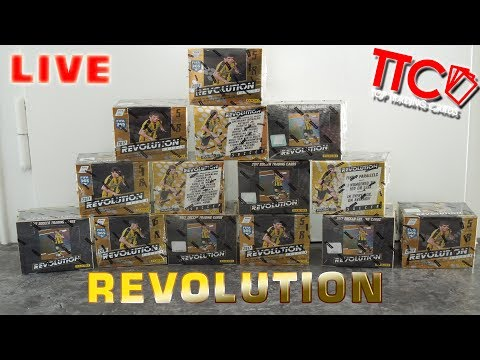PANINI REVOLUTION SOCCER 2017 | 4x DISPLAY BOX PREMIUM UNBOXING