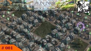 Anno 2070 - Deep Sea:  #001 To the future! Setting up the basics!