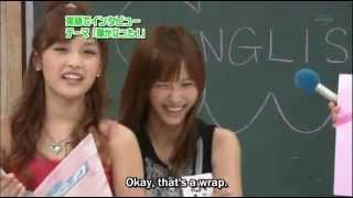 Morning Musume English Lesson (subbed) - Hello Morning 2005.06.26 [HPS & jphip]