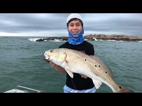 Winter Fishing South Padre Island