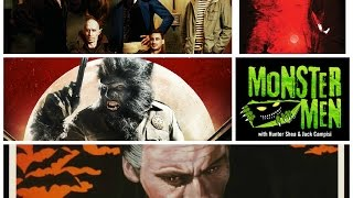 Monster Men Ep. 84: Christopher Lee, What We Do In the Shadows, Wolf Cop, Late Phases