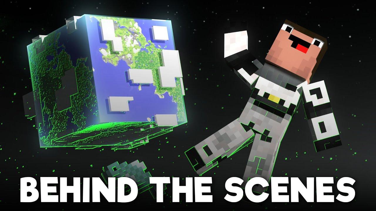 Space Derp: BEHIND THE SCENES (Minecraft Animation)