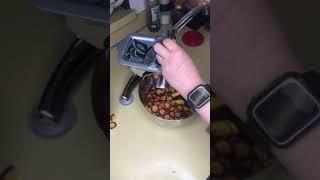죠앤킴쿠킹/샐러드마스터 머신 사용하기/ Saladmas…