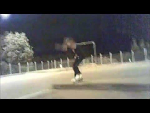 D.J Gandy Roller Blading: TRiCKS 4