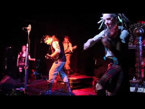 """Abney Park """"End Of Days""""  Live 2011 @ Oakland Opera House"""