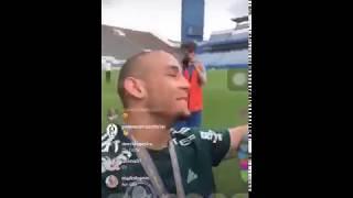 Jogadores sub 20 do Palmeiras tiram sarro do Corinthians - paguem as marmitas