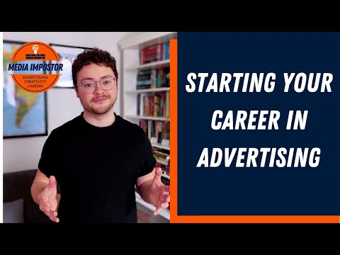 Advertising and Media agency Jobs: How to break into the industry