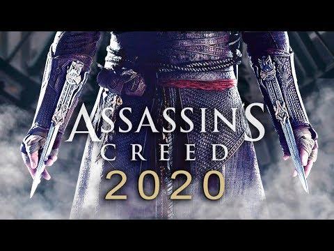 Assassin's Creed 2020: анонс игры, новый ГЕРОЙ, сюжет и КВЕСТЫ (ДВЕ новые утечки AC 2020)