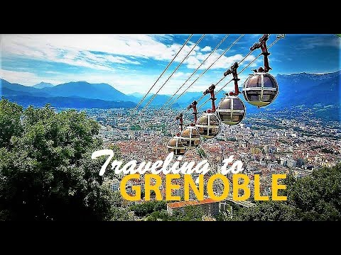 Discover France | Grenoble Fort De La Bastille