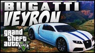 gta 5 how to get the bugatti veyron fastest car in game grand theft auto v adder secret car