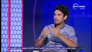 الحريف - حسين ياسر المحمدي : لو جالي من الأهلي والزمالك هختار الزمالك طبعاً
