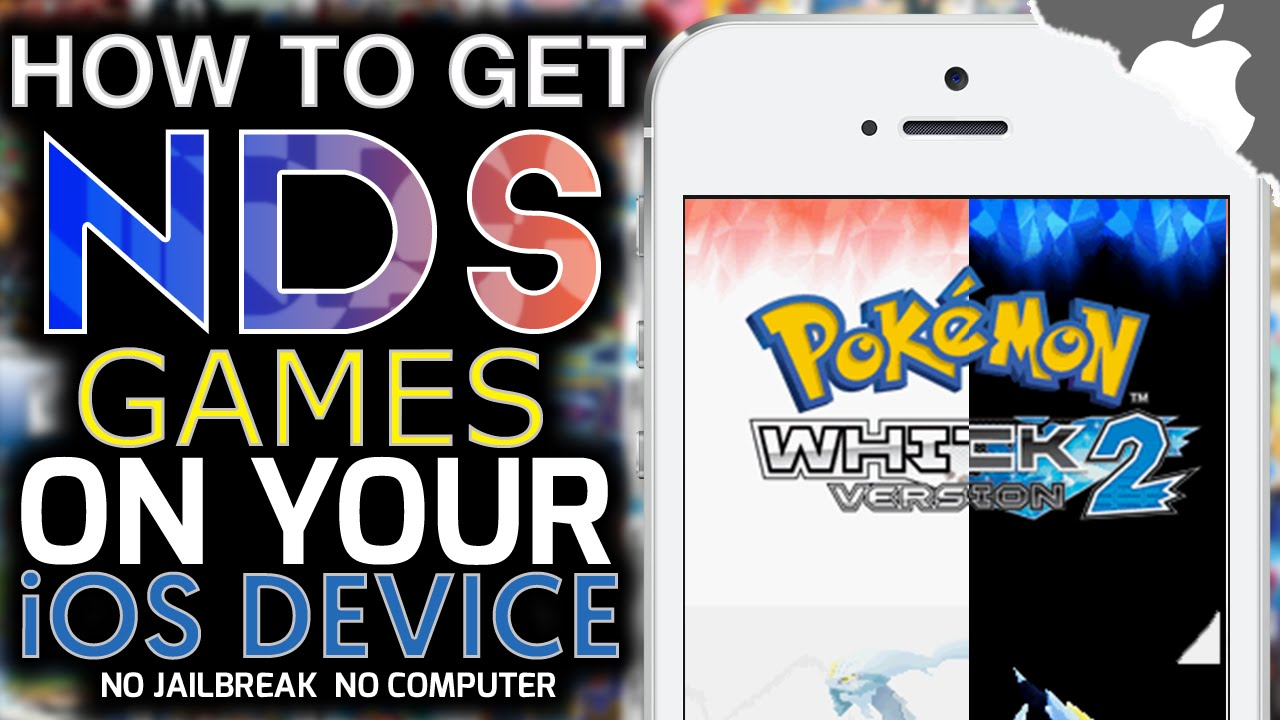 iNDS How To Get Nintendo DS Games on your iOS Device! 9.3.2 & ↓ (NO Top Mobile Home Nds on thanksgiving mobiles, samsung mobiles, best mobiles, top mobile phones india, nokia mobiles,