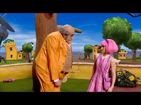 LazyTown S02E04 Double Trouble 1080p HD