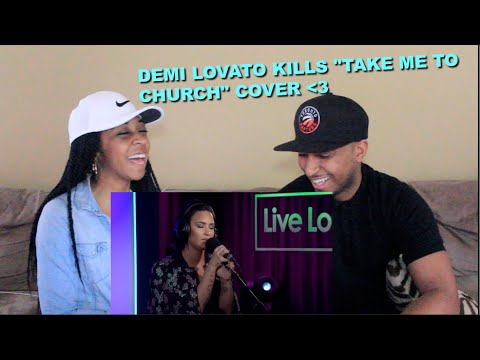 Couple Reacts : Demi Lovato Stunning Performance