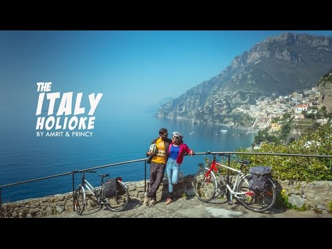 The Italy Holioke | Bollywood style holiday video & Lip Dub | Aahista Aahista - Bachna Ae Haseeno