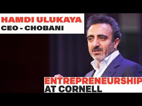 Hamdi Ulukaya - CEO & Founder, Chobani