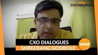 Catch Shreerang Godbole on Mint CXO Dialogues, in association with Microsoft