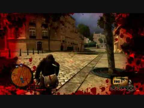 Saboteur Gameplay 1