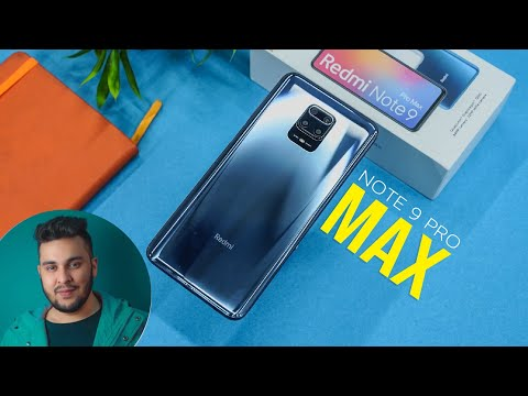 Redmi Note 9 Pro MAX Unboxing: CONFUSED! | *GIVEAWAY*